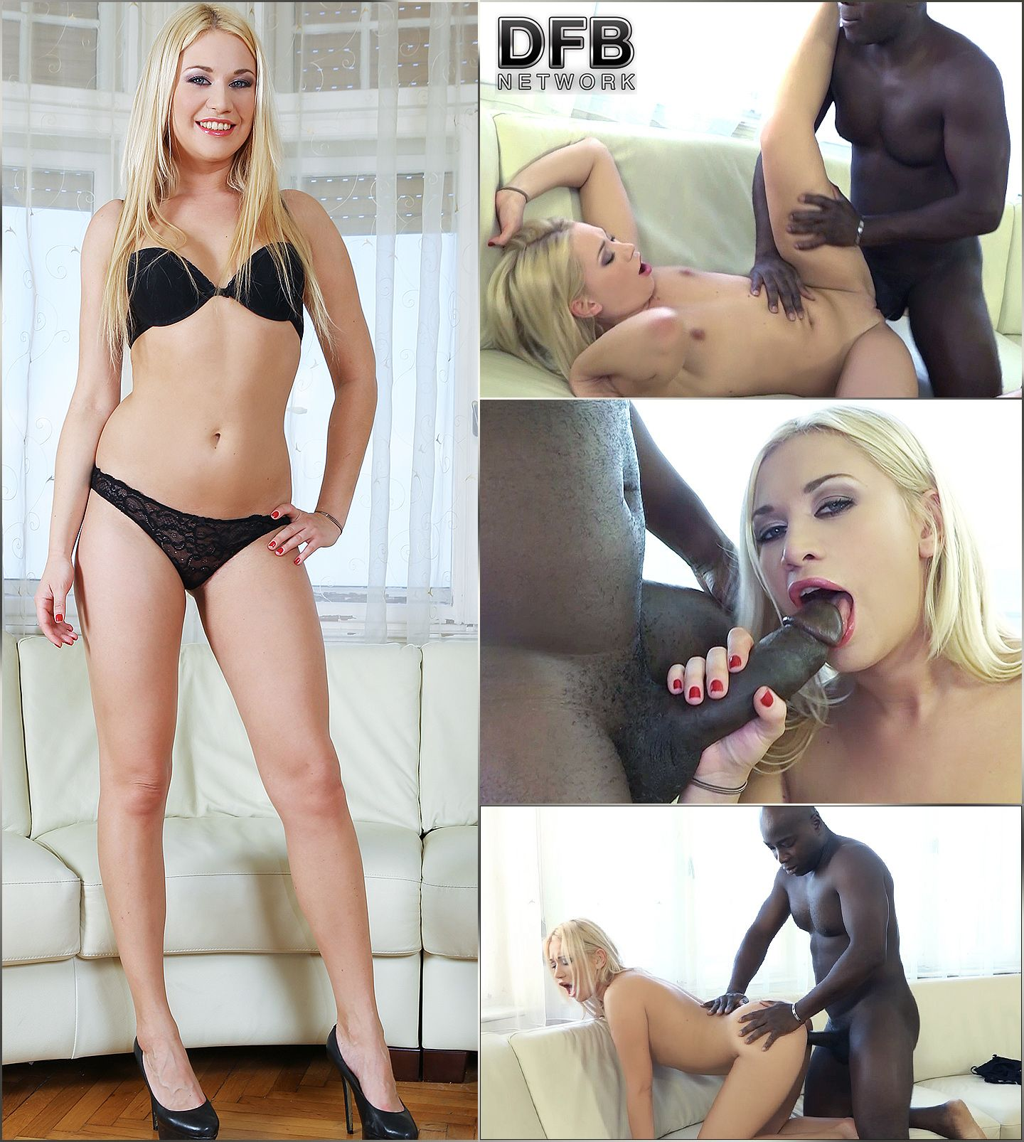 Alex chance gets her pussy filled with bbc 8
