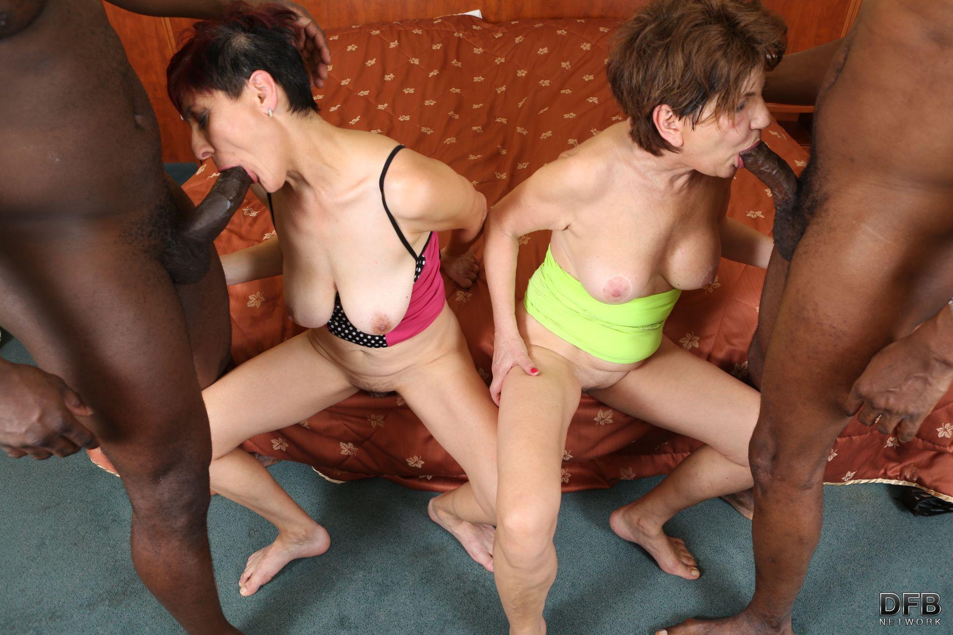 3 anal grannies - 2 4