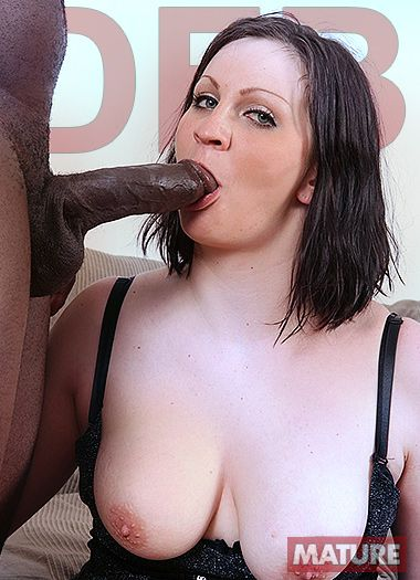 DFB Network - Mature woman wants BBC for hairy pussy