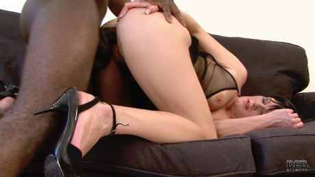 Mature casting audition for interracial